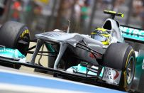 Test F1 2012: Mercedes assente al debutto