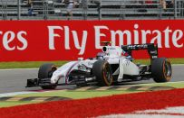 GP Monza F1 2014, Bottas: difficilmente una Williams in pole