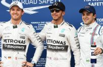 "GP Australia F1 2015, qualifiche: Hamilton record, Massa: ""Mercedes altra categoria"""