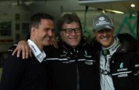 F1 in Corea: Schumacher tenta l'effeto sorpresa