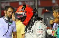 Schumacher: -10 in griglia a Suzuka per l'incidente di Singapore! Ma ha rischiato la squalifica