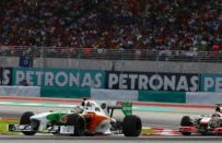 Formula 1: Sutil porta avanti la Force India