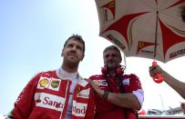 "GP Germania F1 2016, Vettel:""Prima volta con Ferrari a casa mia"" [VIDEO]"