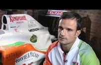 F1 2010: Liuzzi presenta la Force India