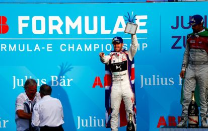 Formula E 2018: Bird del team DS Virgin Racing è secondo