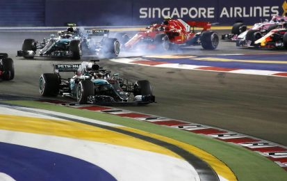 GP Singapore F1 2018: pagelle da Marina Bay