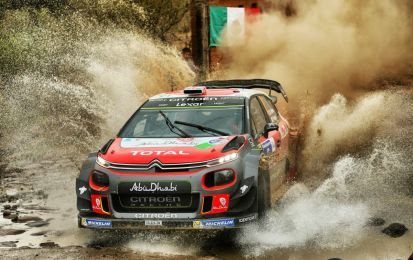 WRC, Rally Messico 2017: Meeke finalmente a segno [FOTO e VIDEO]
