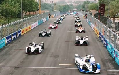 FIA Formula E: il team DS TECHEETAH ci riprova a Marrakech