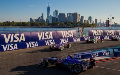 Formula E 2018, il team DS Virgin con Sam Bird si gioca il tutto per tutto a New York