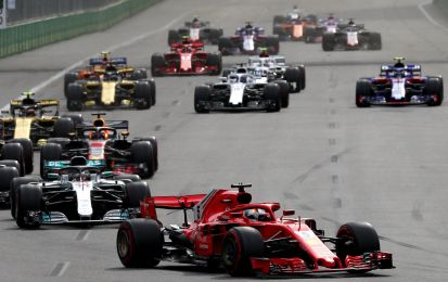GP Baku F1 2018: vincitore, ordine d'arrivo e classifica