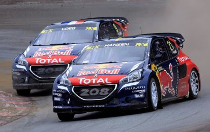 WRX Germania 2016: weekend da dimenticare per il team Peugeot-Hansen