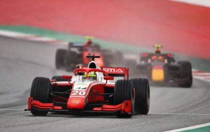 F2, GP Stiria: Mick Schumacher 4° in Gara-1, ma sfortunato in Gara-2
