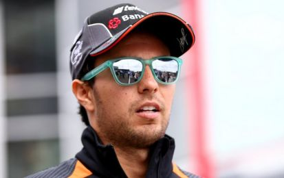 F1 news, Sergio Perez rinnova con Force India per il 2017