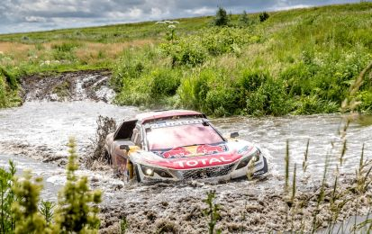 Silk Way Rally 2017, tappa 2: Peugeot conquista ancora l'intero podio [FOTO]