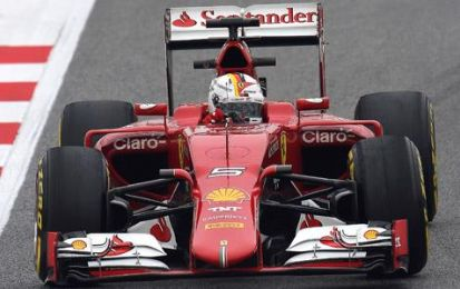 Test F1 2015 Barcellona, 4a giornata: Alonso, che spavento! Rosberg in gran forma [FOTO e VIDEO]