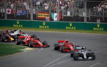 GP Australia F1 2018: vincitore, ordine d'arrivo, classifica e pagelle