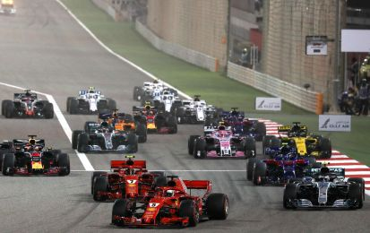 GP Bahrain F1 2018: vincitore, ordine d'arrivo e classifica