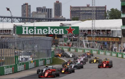 GP Canada F1 2018: vincitore, ordine d'arrivo e classifica