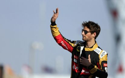 F1 News: Grosjean nega pre-accordi con Ferrari
