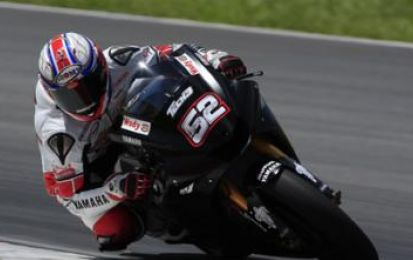 James Toseland stupisce nei test di Phillip Island