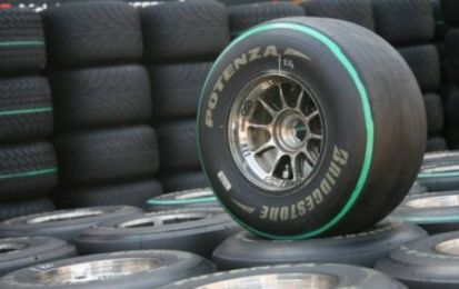 F1 in Germania: gomme incognita vincente