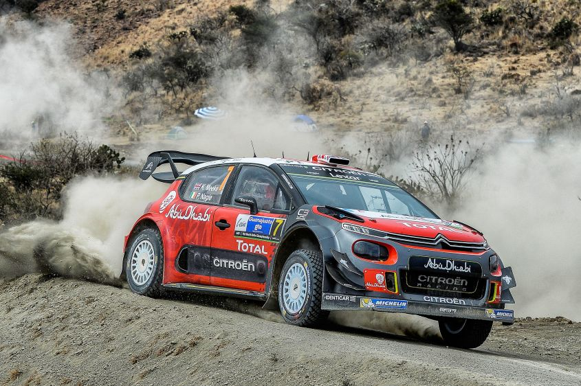 FIA WORLD RALLY CHAMPIONSHIP 2017   WRC MEXICO
