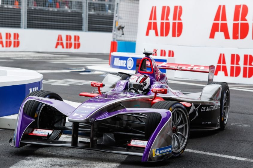 E-Prix Roma Formula E: vince Sam Bird con DS Virgin Racing team