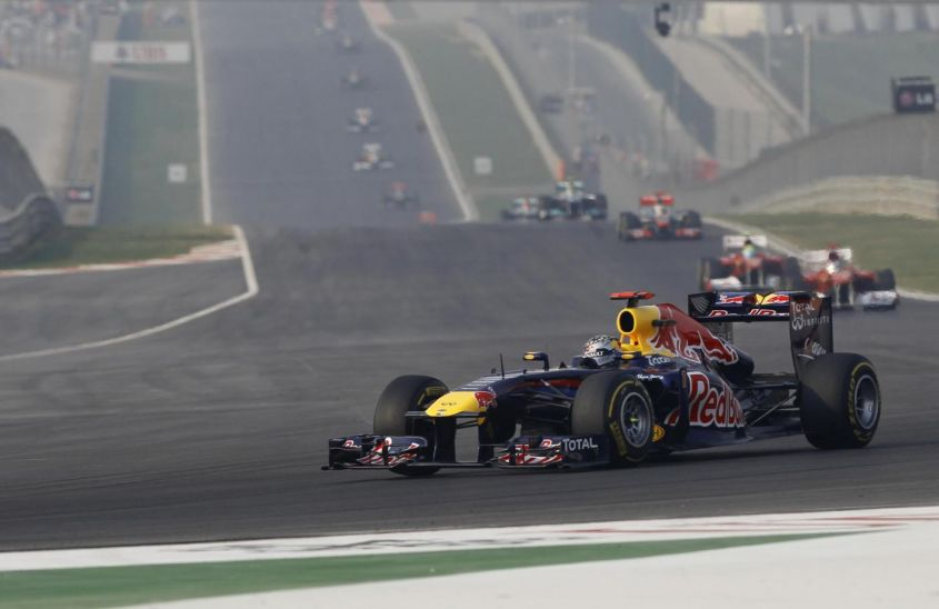 GP India F1 2012: orari tv e previsioni meteo