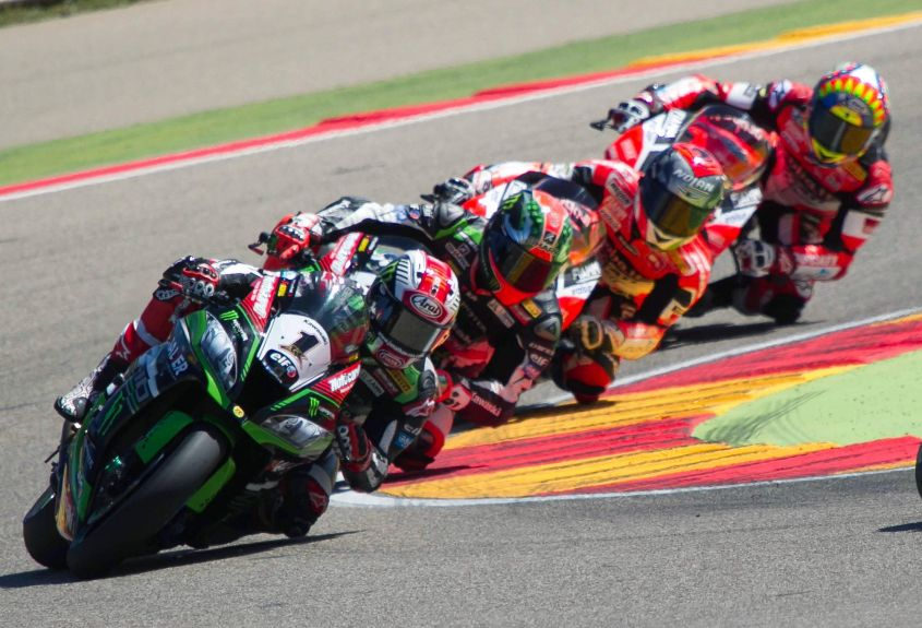 Superbike World Championship Round in Aragon
