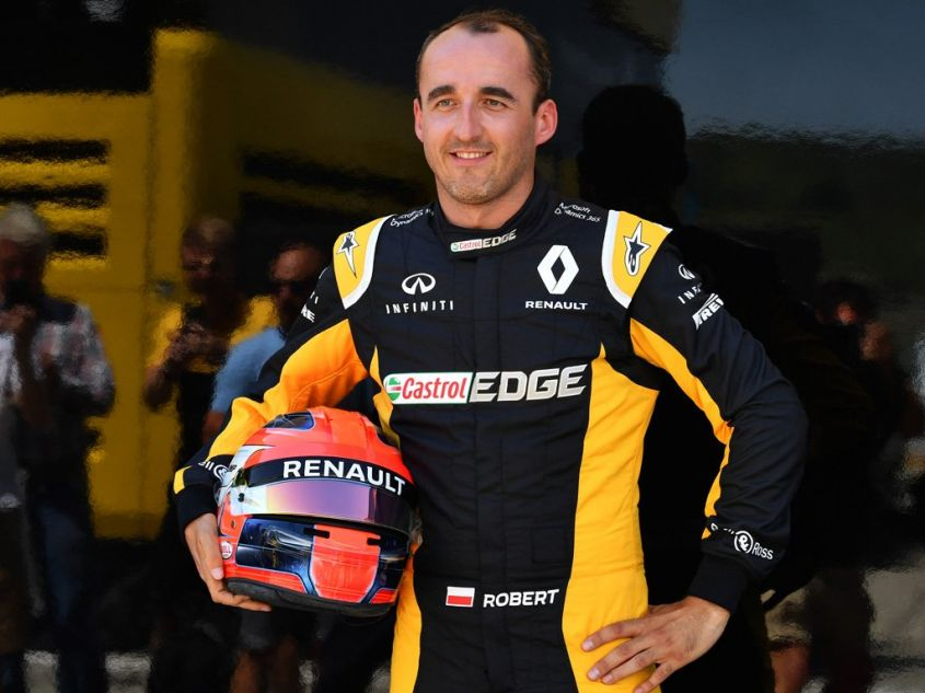 Kubica Williams 2018