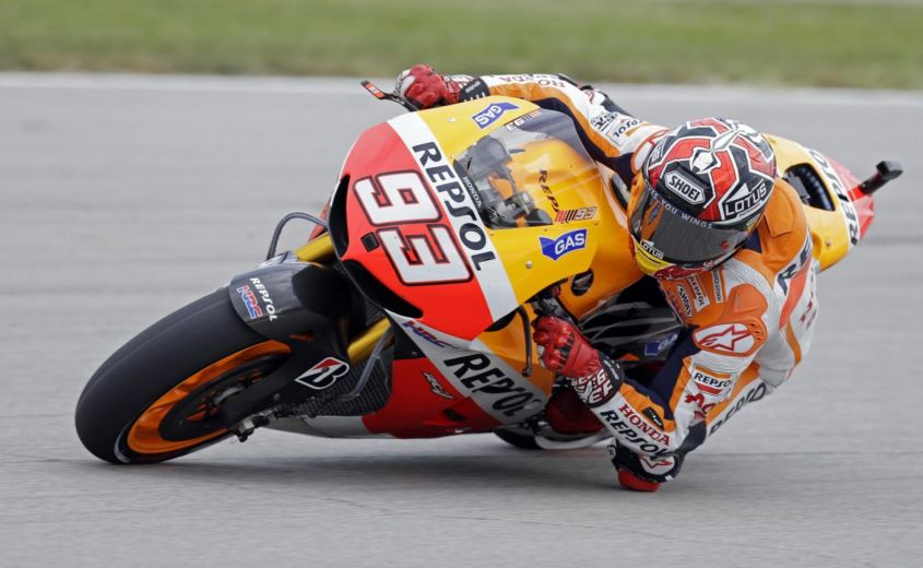 MotoGp Indianapolis 2013: Marquez domina gli USA e fugge in classifica!