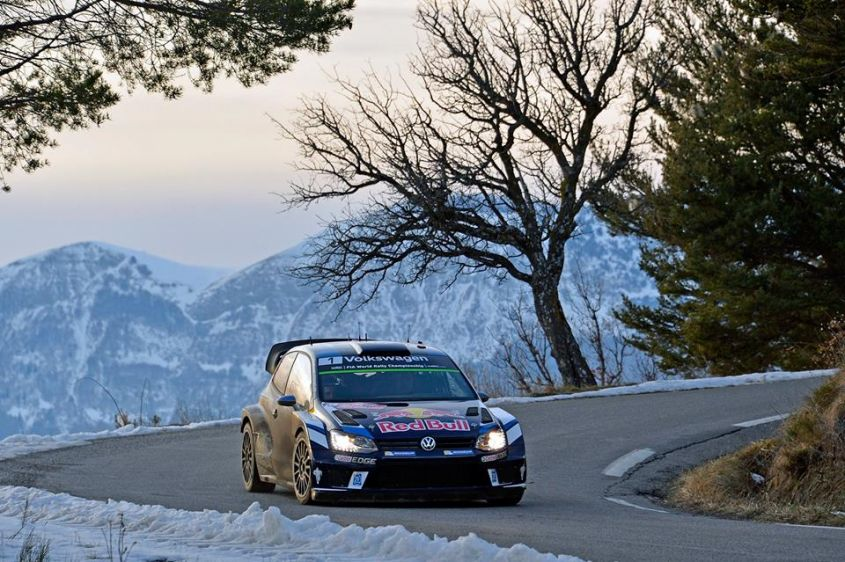 wrc rally montecarlo 2016 trionfa ogier a mikkelsen il turini foto e video derapate. Black Bedroom Furniture Sets. Home Design Ideas