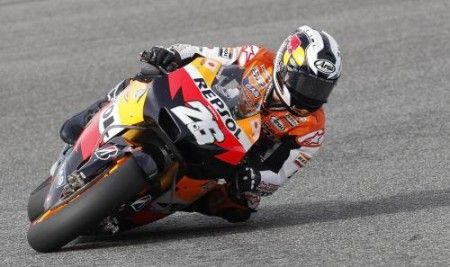 MotoGP Honda: Pedrosa sarà in pista all'Estoril