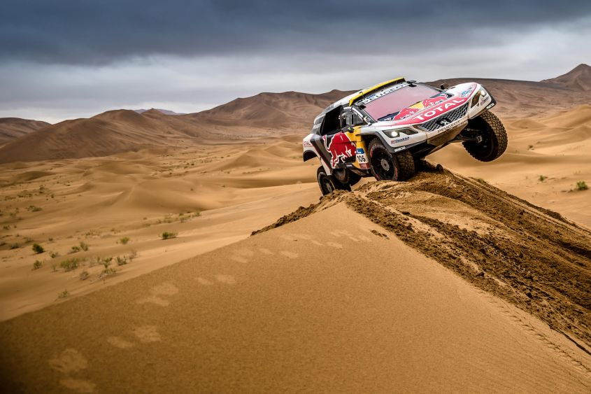 Silk Way Rally 2017, tappa 13: Peugeot vince ancora e allunga in classifica generale [FOTO]