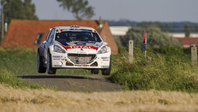 Peugeot Ypres Rally
