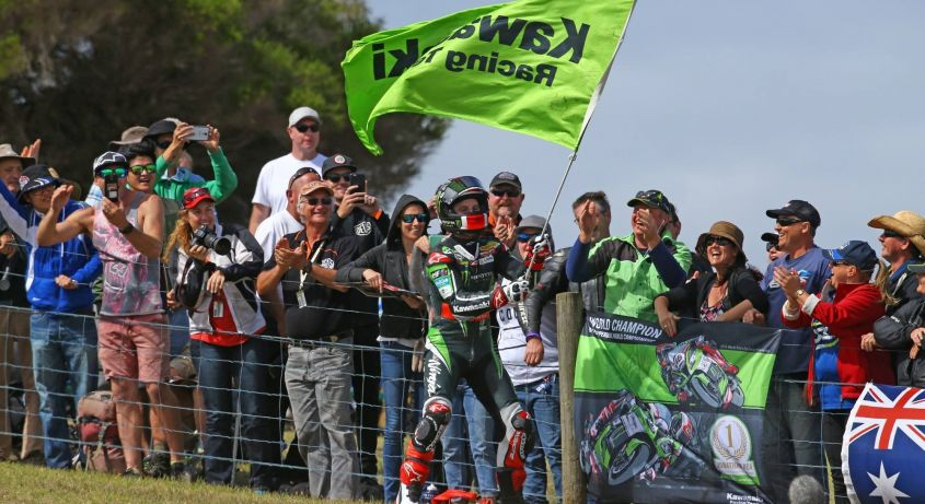 SBK Australia 2016, Johnny Rea