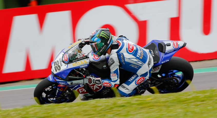 SBK Imola 2016, Alex Lowes