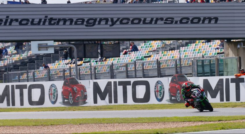 SBK Magny Cours 2016, Sykes