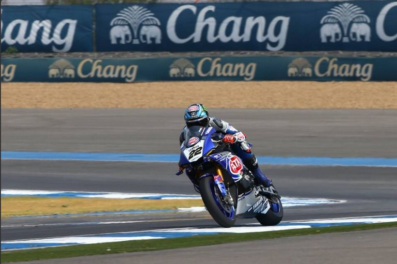 SBK Thailandia 2016, Alex Lowes