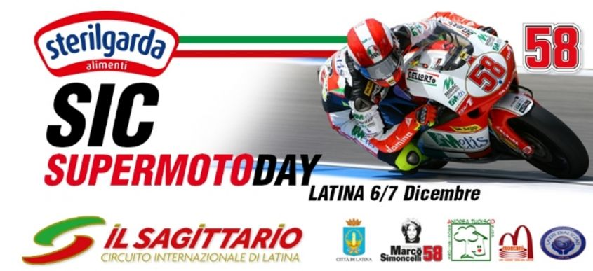 Sic Supermoto Day 2014: Max Biaggi vince la gara All Stars