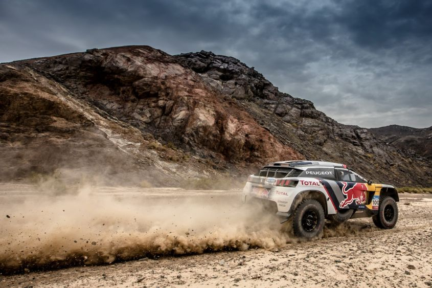 Silk Way Rally 2017, tappa 10: Peugeot consolida la leadership con Despres [FOTO]