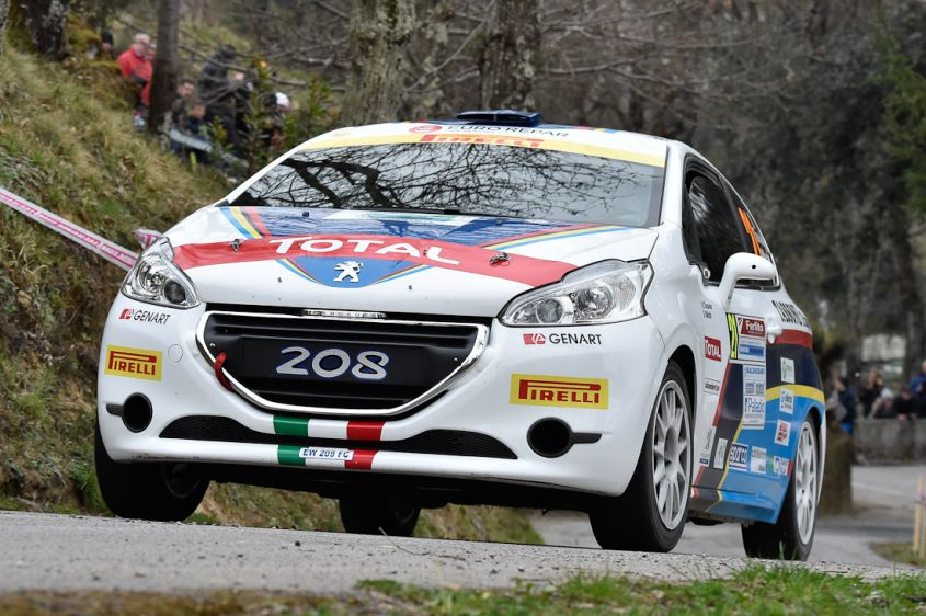 CIR Rally Adriatico 2015: Scandola alla vittoria, Andreucci ancora primo in classifica