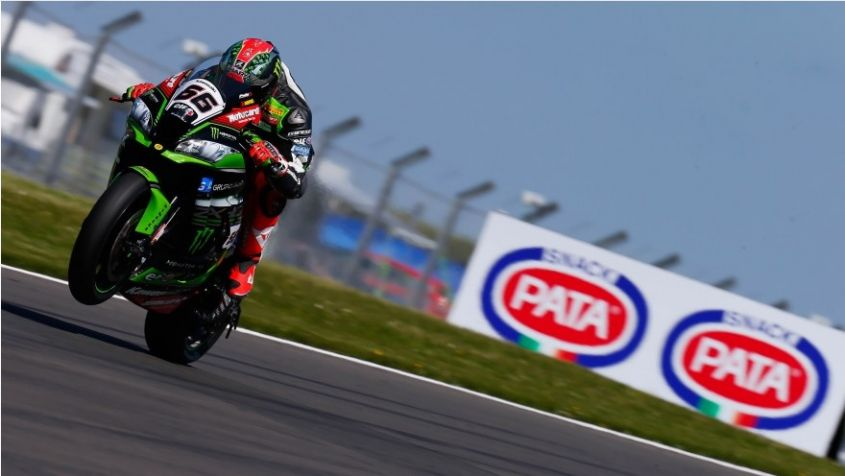 Tom Sykes Donington Parl