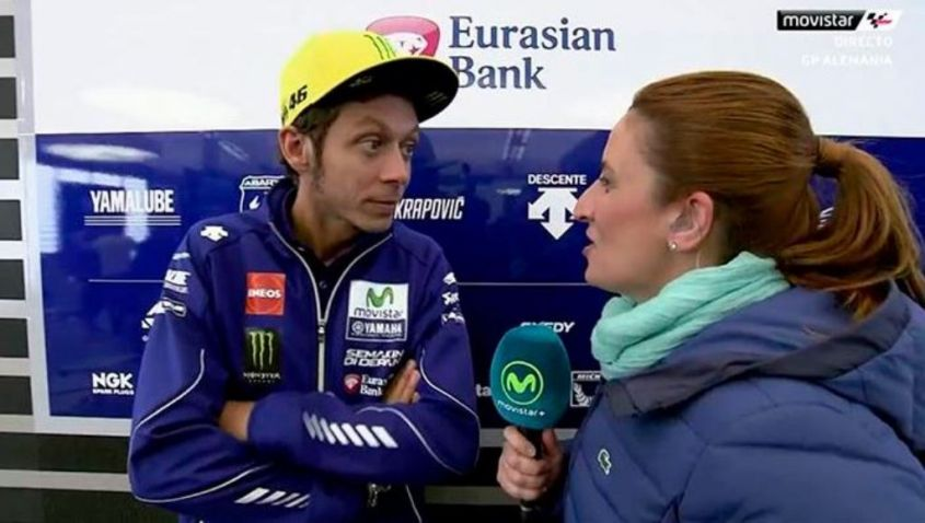 "MotoGP Germania 2016, Valentino Rossi: ""Sarà un weekend difficile per il meteo incerto"""