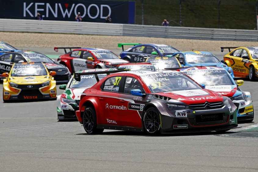 AUTOMOBILE: GERMANY   NURBURGRING   WTCC   26/05/2016 TO 28/05/2016