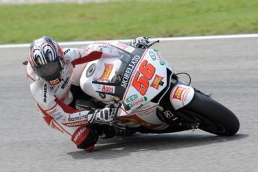 MotoGP Italia. Warm Up al Mugello: De Angelis batte Pedrosa e Rossi