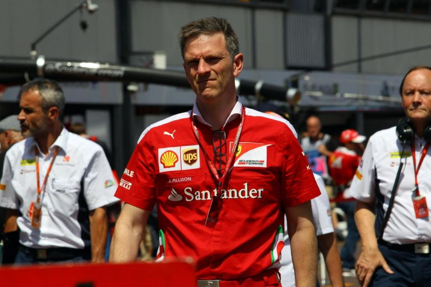 F1 News, ex Ferrari: Allison verso la Red Bull?