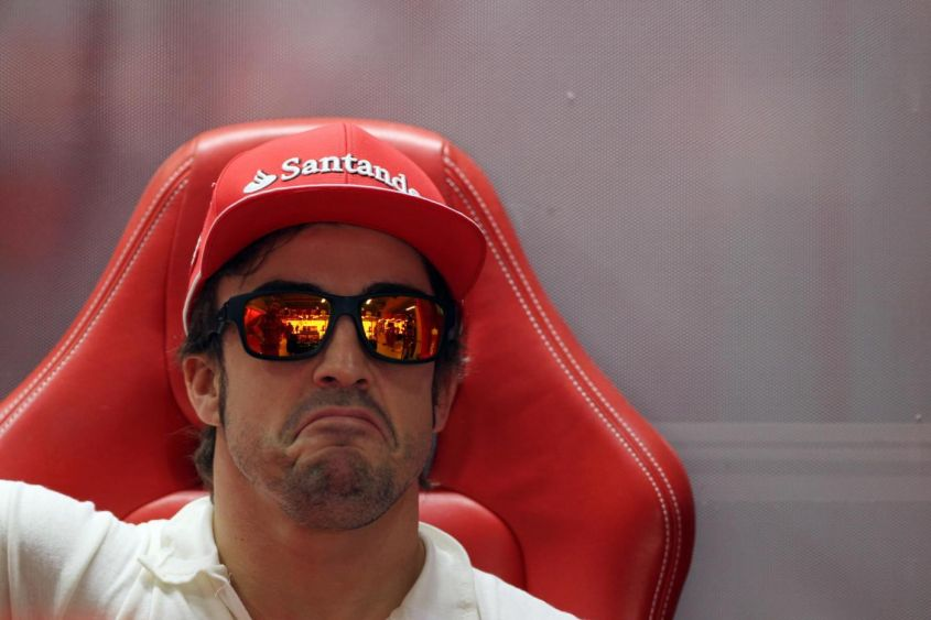 "GP India F1 2012, Alonso critico con la Ferrari: ""Posso battere Vettel ma non Newey"""