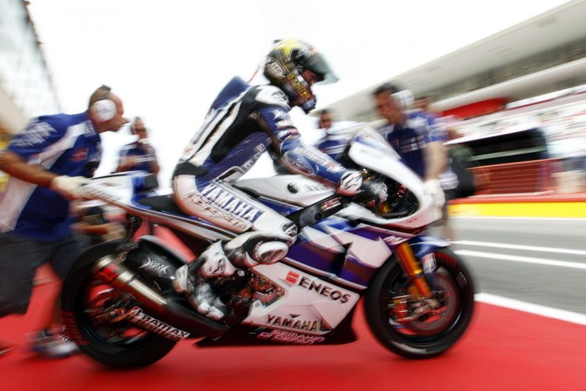 MotoGP Aragon 2012: seconde prove libere a Spies