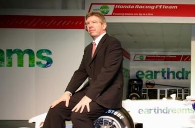 "Ross Brawn: ""Alla Honda replicherò la Ferrari, Jenson Button è come Michael Schumacher"""